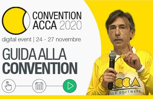 guida alla convention acca 2020