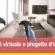 Realtà virtuale interior design