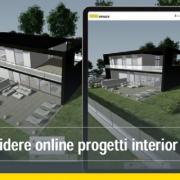 Condividere modelli online