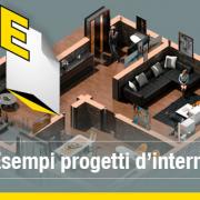 esempi interior design da scaricare