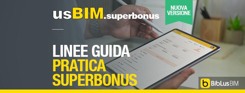 linee guida Superbonus