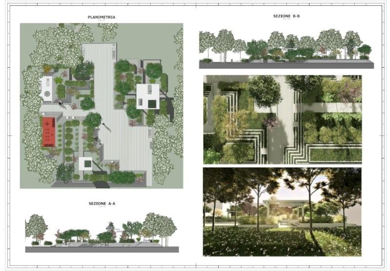 progettare spazi esterni