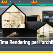 Real-time rendering architettura