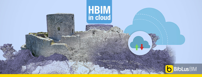 Copertina dell'articolo HBIM in Cloud