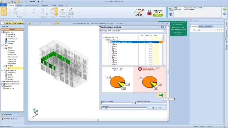 Nuovo strumento di diagnostica per la verifica della Trasmittanza termica media con TerMus