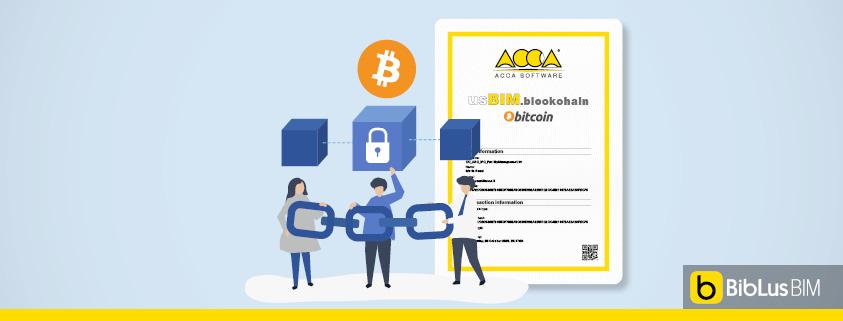 Copertina usBIM.blockchain