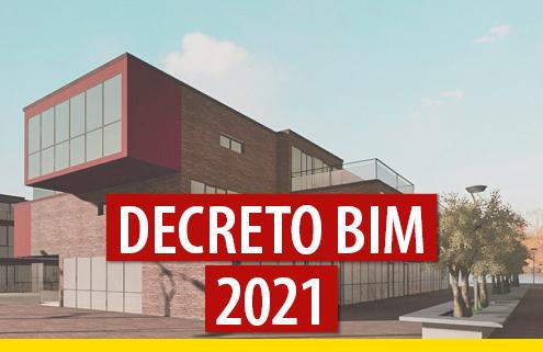 cover articolo decreto BIM 2021