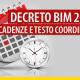 Decreto BIM: il testo coordinato e le nuove scadenze