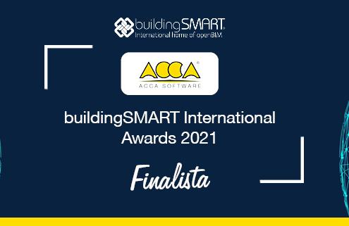 buildingSMART International Awards 2021 ACCA software