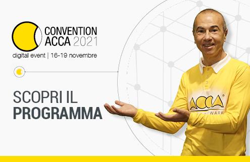 guido cianciulli invita a scoprire il programma convention