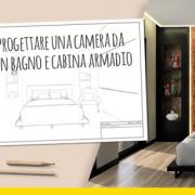 come progettare una camera da letto